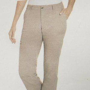 Gerry Women's Stretch Lightweight Cropped Travel P
